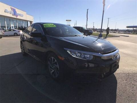 2018 Honda Civic for sale at Show Me Auto Mall in Harrisonville MO