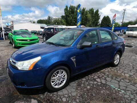 2008 Ford Focus for sale at StarCity Motors LLC in Garden City ID