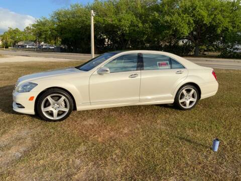 2010 Mercedes-Benz S-Class for sale at Renaissance Auto Network in Warrensville Heights OH