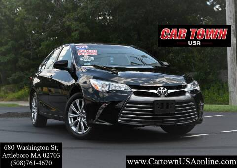 2017 Toyota Camry for sale at Car Town USA in Attleboro MA