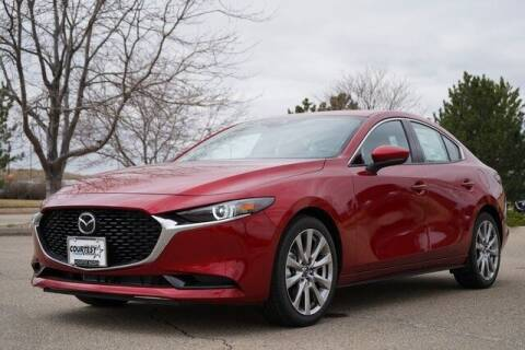 2021 Mazda Mazda3 Sedan for sale at COURTESY MAZDA in Longmont CO