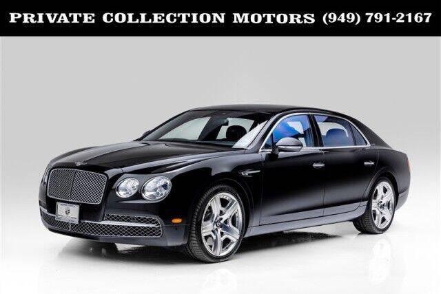 2014 Bentley Flying Spur for sale in Costa Mesa, CA