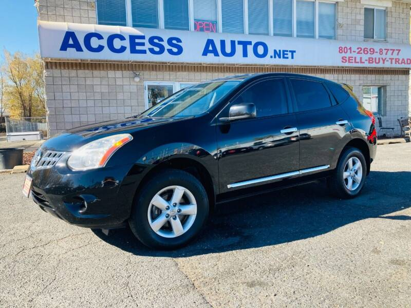 2013 Nissan Rogue for sale at Access Auto in Salt Lake City UT