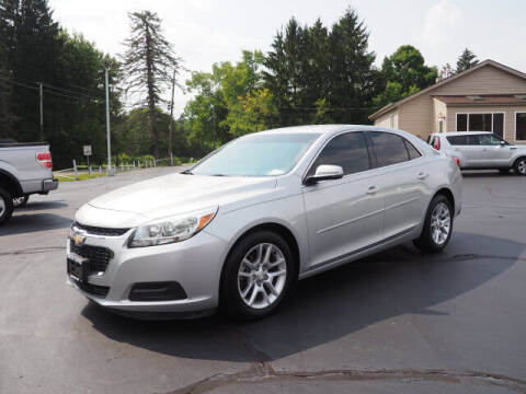 2015 Chevrolet Malibu for sale at Patriot Motors in Cortland OH