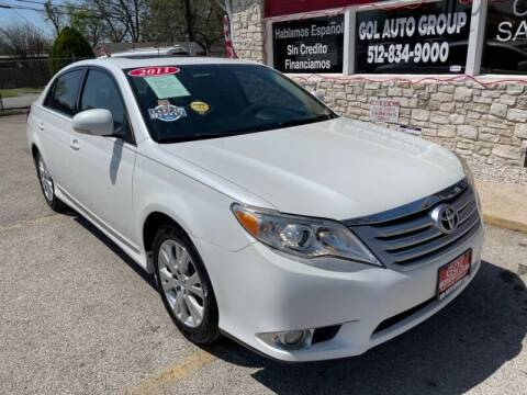 2011 Toyota Avalon for sale at GOL Auto Group in Austin TX