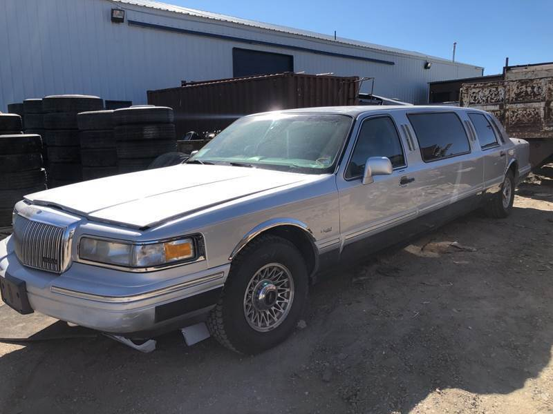 1996 Lincoln Town Car for sale at Brand X Inc. in Mound House NV