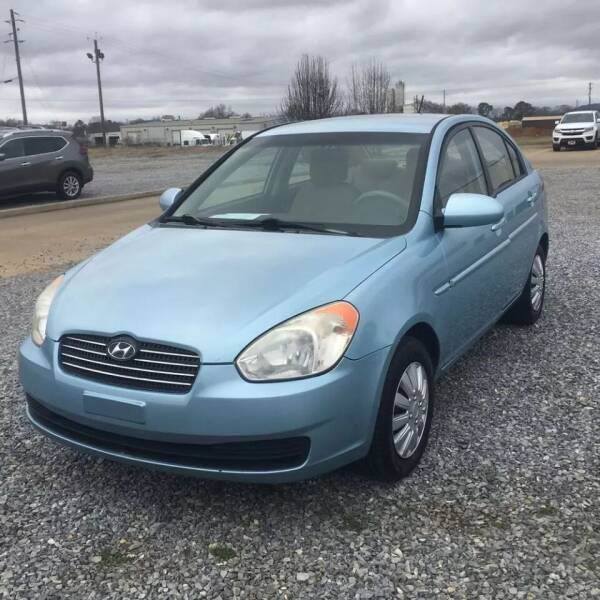 2009 Hyundai Accent for sale at CARZ4YOU.com in Robertsdale AL