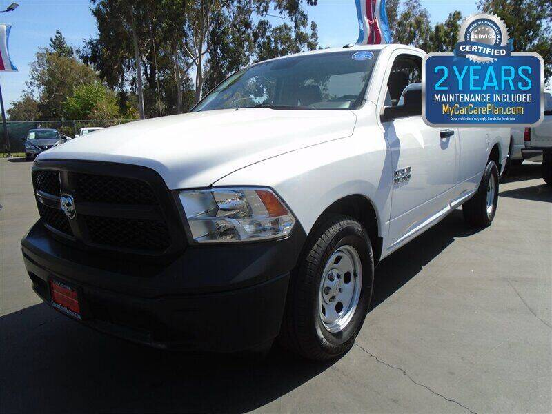 2017 RAM Ram Pickup 1500 for sale at Centre City Motors in Escondido CA