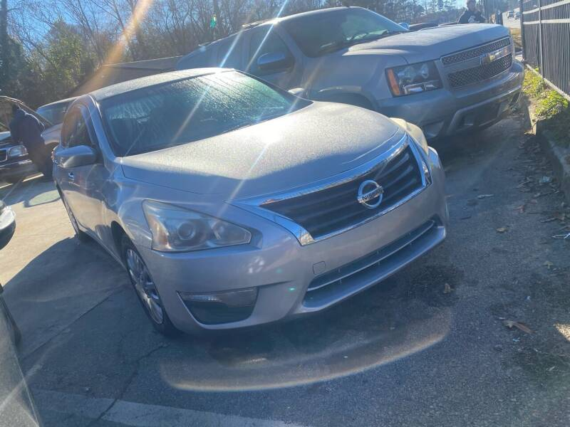 2013 Nissan Altima for sale at Copeland's Auto Sales in Union City GA
