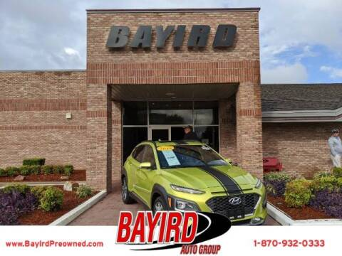 2019 Hyundai Kona for sale at Bayird Truck Center in Paragould AR