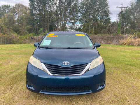 2011 Toyota Sienna for sale at CAPITOL AUTO SALES LLC in Baton Rouge LA