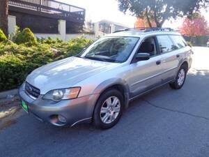 2005 Subaru Legacy for sale at Inspec Auto in San Jose CA