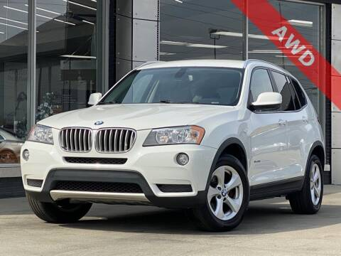 2012 BMW X3 for sale at Carmel Motors in Indianapolis IN