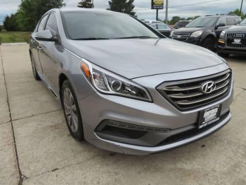 2016 Hyundai Sonata for sale at Import Exchange in Mokena IL