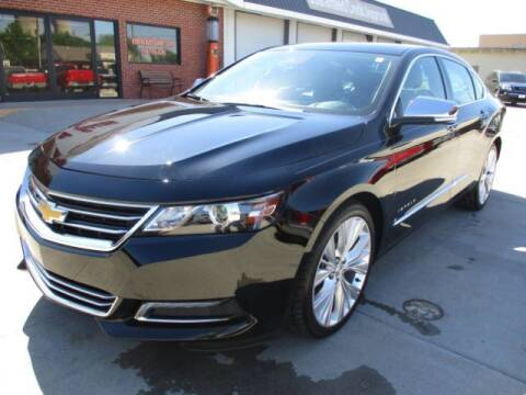 2014 Chevrolet Impala for sale at Eden's Auto Sales in Valley Center KS
