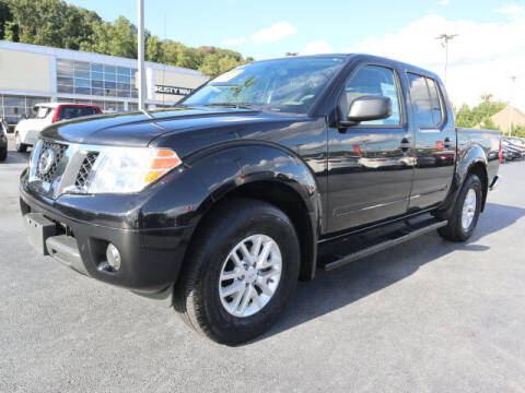 2019 Nissan Frontier for sale at RUSTY WALLACE KIA OF KNOXVILLE in Knoxville TN