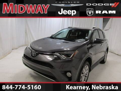 2016 Toyota RAV4 for sale at MIDWAY CHRYSLER DODGE JEEP RAM in Kearney NE