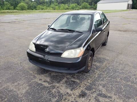 2001 Toyota ECHO for sale at Caruzin Motors in Flint MI