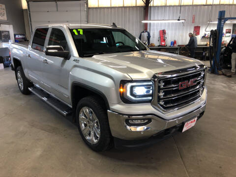 2017 GMC Sierra 1500 for sale at ROTMAN MOTOR CO in Maquoketa IA