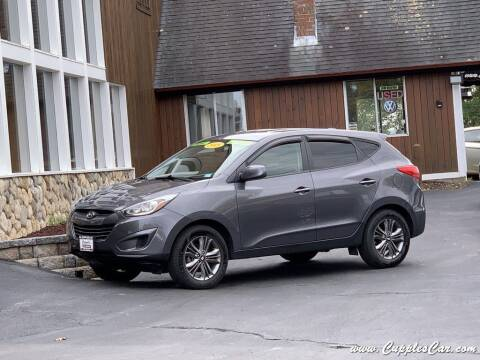 2015 Hyundai Tucson for sale at Cupples Car Company in Belmont NH