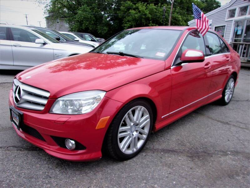 2009 Mercedes-Benz C-Class for sale at Top Line Import in Haverhill MA