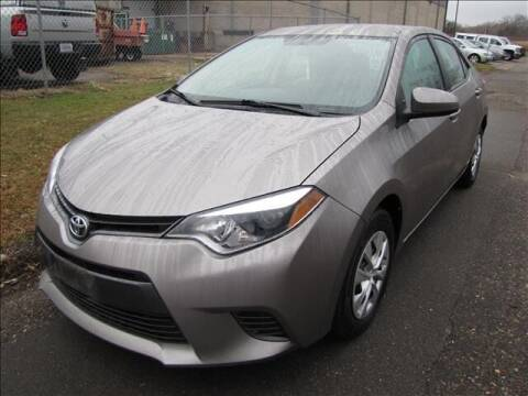 2015 Toyota Corolla for sale at J & K Auto - J and K in Saint Bonifacius MN