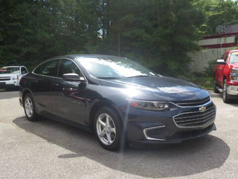 2017 Chevrolet Malibu for sale at Discount Auto Sales in Pell City AL