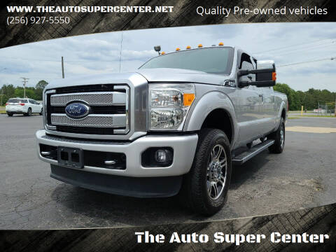 2015 Ford F-250 Super Duty for sale at The Auto Super Center in Centre AL