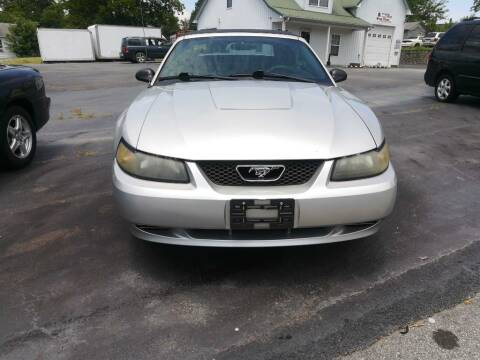 2003 Ford Mustang for sale at Thomasville Auto Sales in Thomasville NC