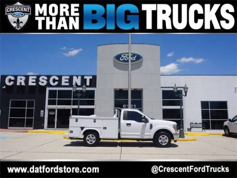 2017 Ford F-350 Super Duty for sale at Crescent Ford in Harahan LA