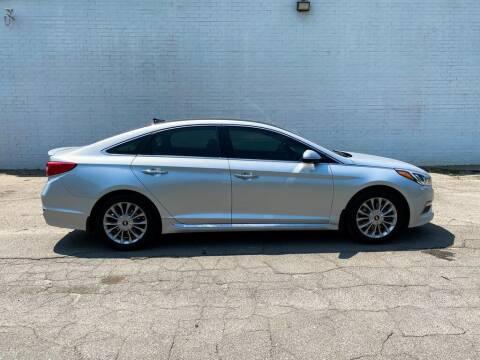 2015 Hyundai Sonata for sale at Smart Chevrolet in Madison NC