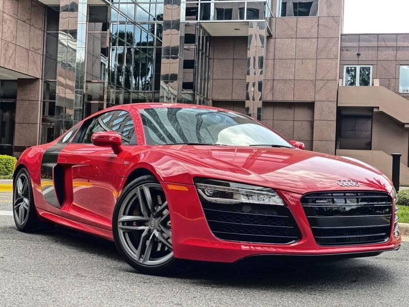 2014 Audi R8 for sale at FALCON AUTO BROKERS LLC in Orlando FL