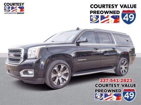 2016 GMC Yukon XL for sale at Courtesy Value Pre-Owned I-49 in Lafayette LA