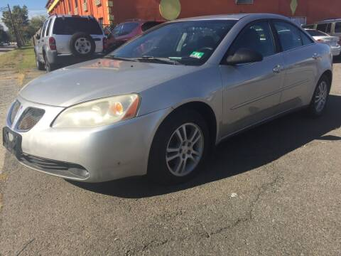 2005 Pontiac G6 for sale at MFT Auction in Lodi NJ