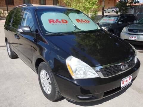 2011 Kia Sedona for sale at R & D Motors in Austin TX