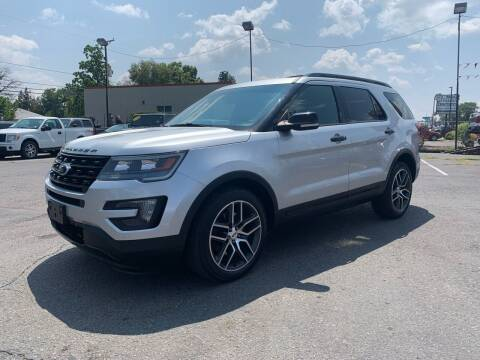 2016 Ford Explorer for sale at Lion's Auto INC in Denver CO