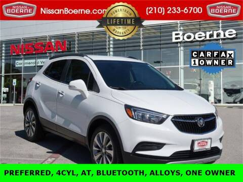 2018 Buick Encore for sale at Nissan of Boerne in Boerne TX