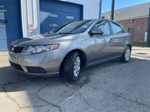 2012 Kia Forte for sale at Pulse Autos Inc in Indianapolis IN