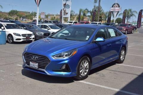 2018 Hyundai Sonata for sale at Choice Motors in Merced CA