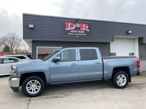 2016 Chevrolet Silverado 1500 for sale at D & R Auto Sales in South Sioux City NE