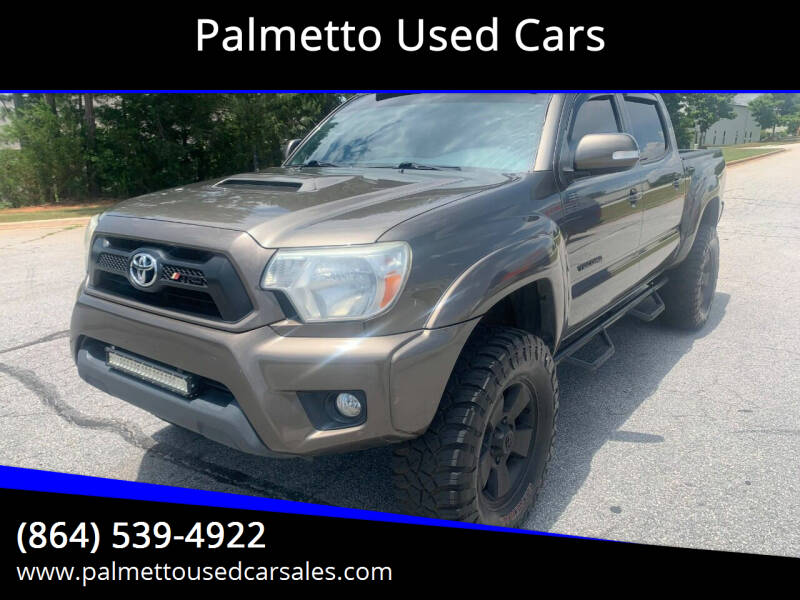 2013 Toyota Tacoma for sale in Piedmont, SC