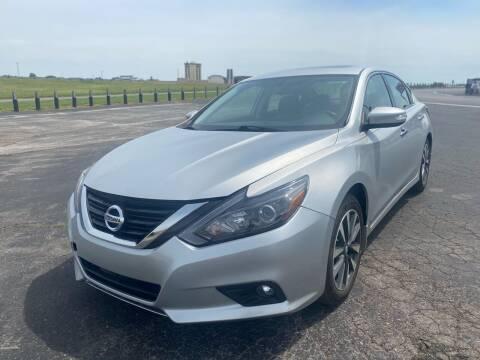 2017 Nissan Altima for sale at CHAD AUTO SALES in Bridgeton MO
