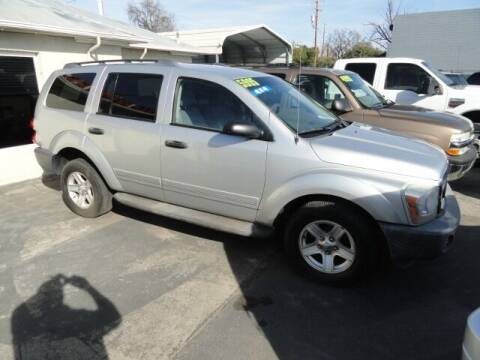 2004 Dodge Durango for sale at Gridley Auto Wholesale in Gridley CA