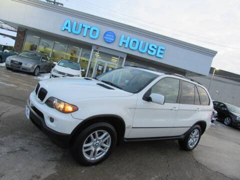 2005 BMW X5 for sale at Auto House Motors in Downers Grove IL