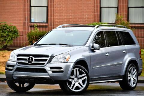 2012 Mercedes-Benz GL-Class for sale at SEATTLE FINEST MOTORS in Lynnwood WA