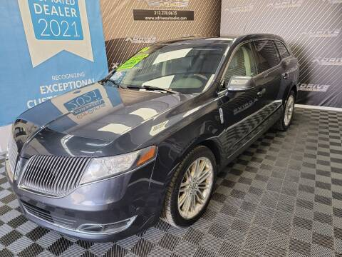 2014 Lincoln MKT for sale at X Drive Auto Sales Inc. in Dearborn Heights MI