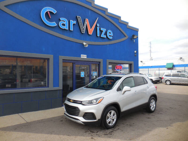2017 Chevrolet Trax for sale at Carwize in Detroit MI