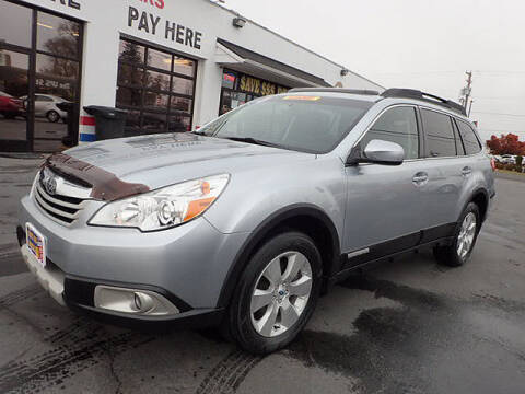 2012 Subaru Outback for sale at Tommy's 9th Street Auto Sales in Walla Walla WA