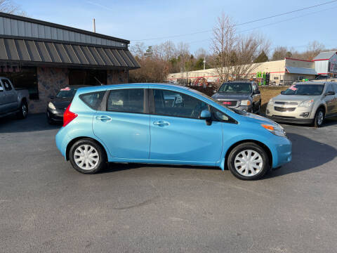 2014 Nissan Versa Note for sale at MARLAR AUTO MART SOUTH in Oneida TN
