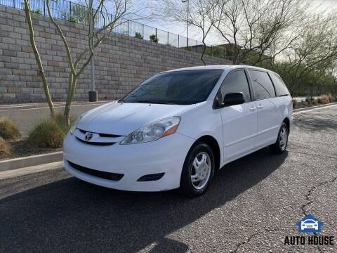 2010 Toyota Sienna for sale at AUTO HOUSE TEMPE in Tempe AZ